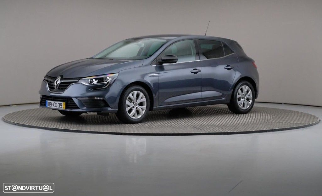 Renault Mégane 1.3 TCe Limited - 1