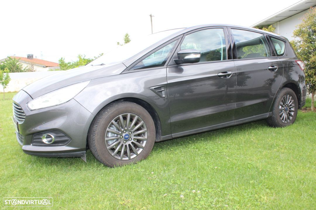 Ford S-Max 2.0 TDCi Trend - 10