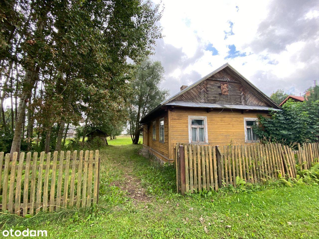 ***Zamieszkaj na wsi*** Blisko Bielska Podlaskiego