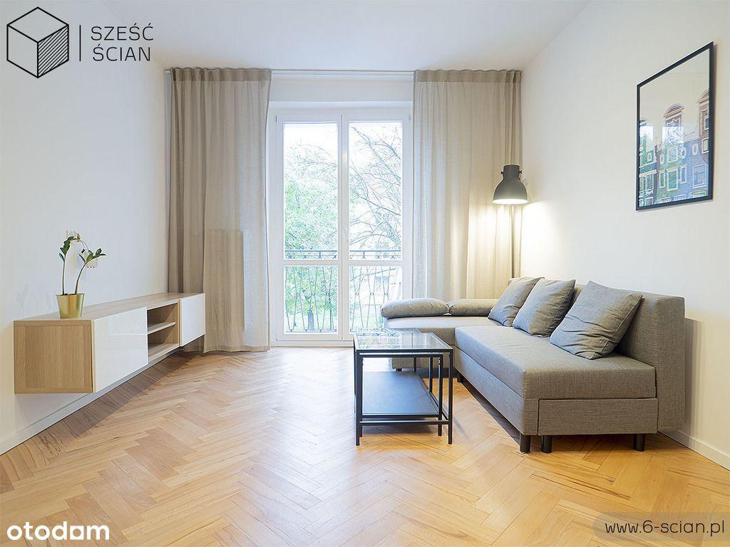 Mieszkanie 2-pok | Rozkład | Marszałkowska