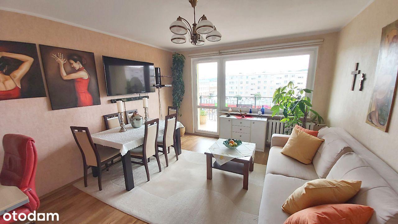 Przestronne 3-pokojowe mieszkanie z osobną kuchnią