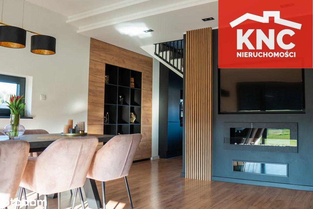 Nowy dom - loftowy styl, nowoczesna bryła.