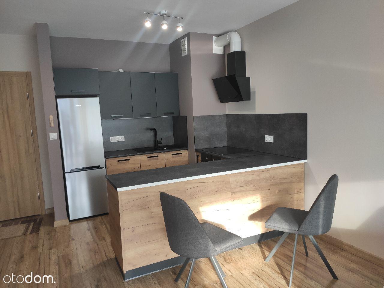 Słoneczne mieszkanie w nowym apartamentowcu
