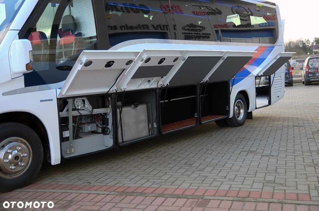 Iveco Cuby 70C HD Tourist Line Winda 31+1+1 No.415  Cuby Iveco 70C HD Tourist Line Winda 31+1+1 No.415 - 10