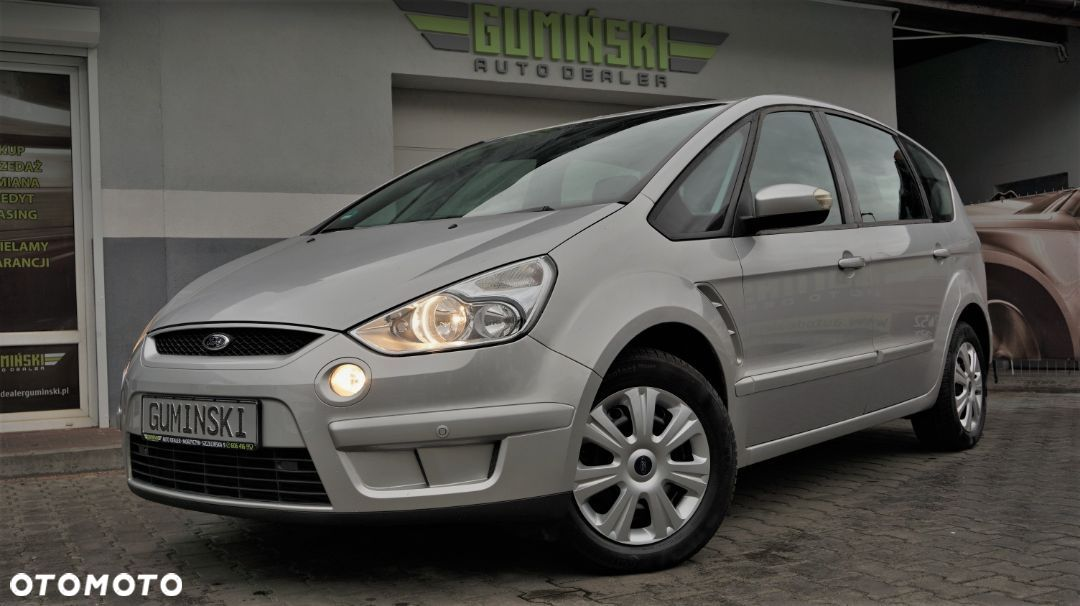 Ford S-Max 2.0TDCi 116PS*Navi*Tempomat*Bluetooth*PDC*ISOFIX*Serwisowany* - 1