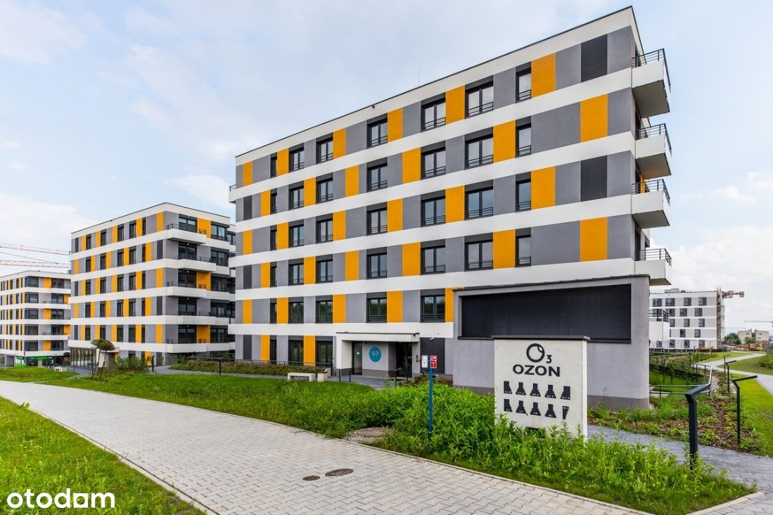 Kompaktowe Mieszkanie Osiedle Ozon B53M15