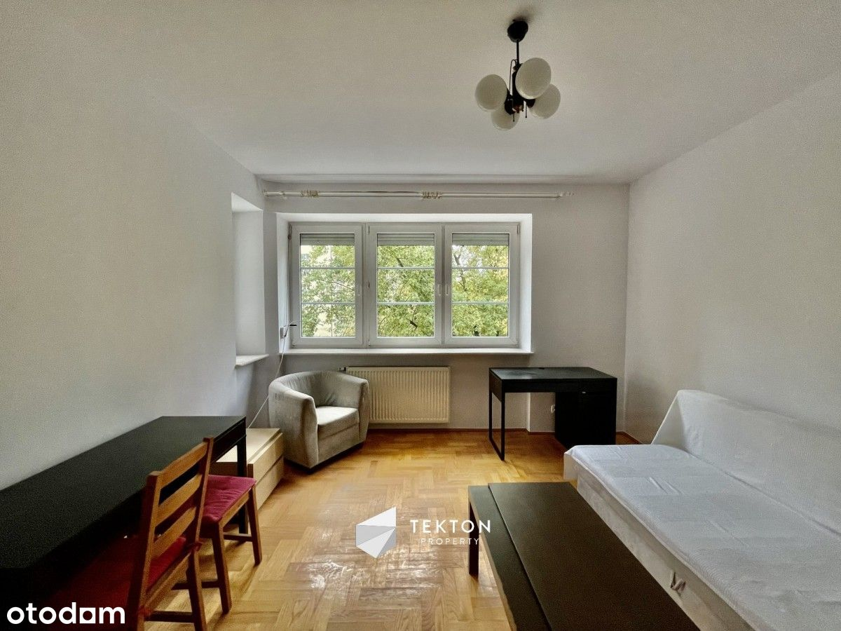 Zadbane i jasne, 2 pokoje, duży balkon, Praga Płd.