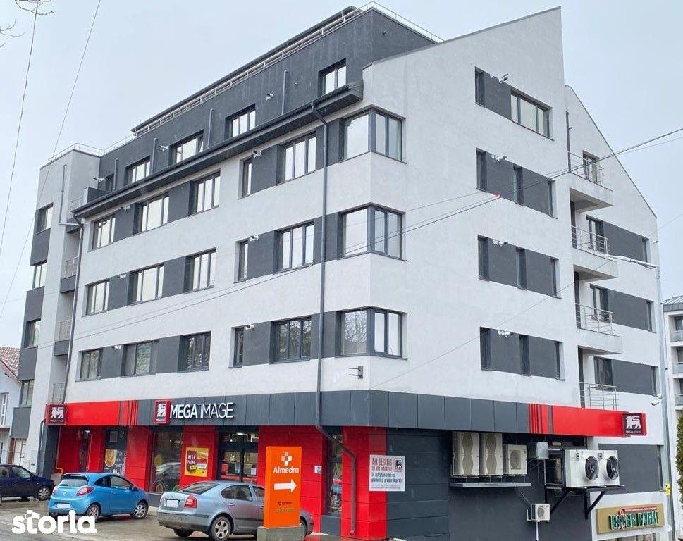 FINALIZAT! Apartament 1 camera, 36 mp, Pacurari - Mega Image
