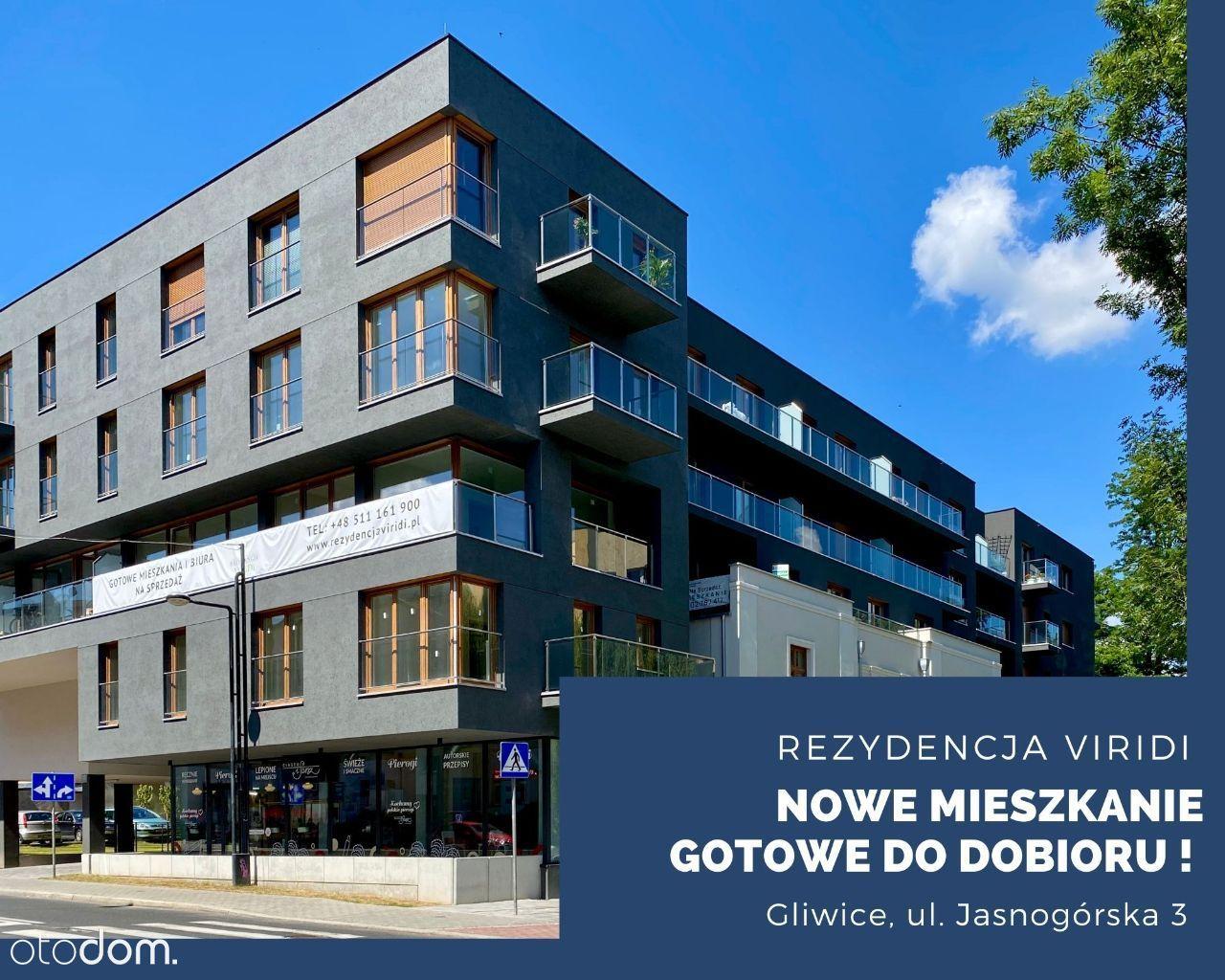 Lokal biurowy B2 Gliwice ul. Jasnogórska