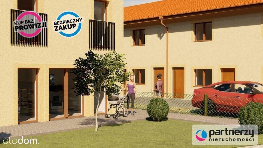Mieszkanie z ogródkiem 50m2