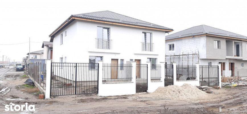 Vila Duplex 4 camere 2 bai Bragadiru-Celofibrei id nr 21