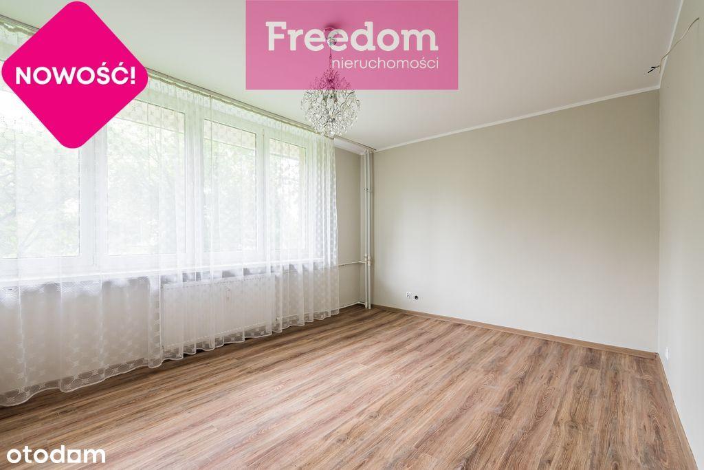 Funkcjonalne, 3 pokojowe mieszkanie na Bródnie
