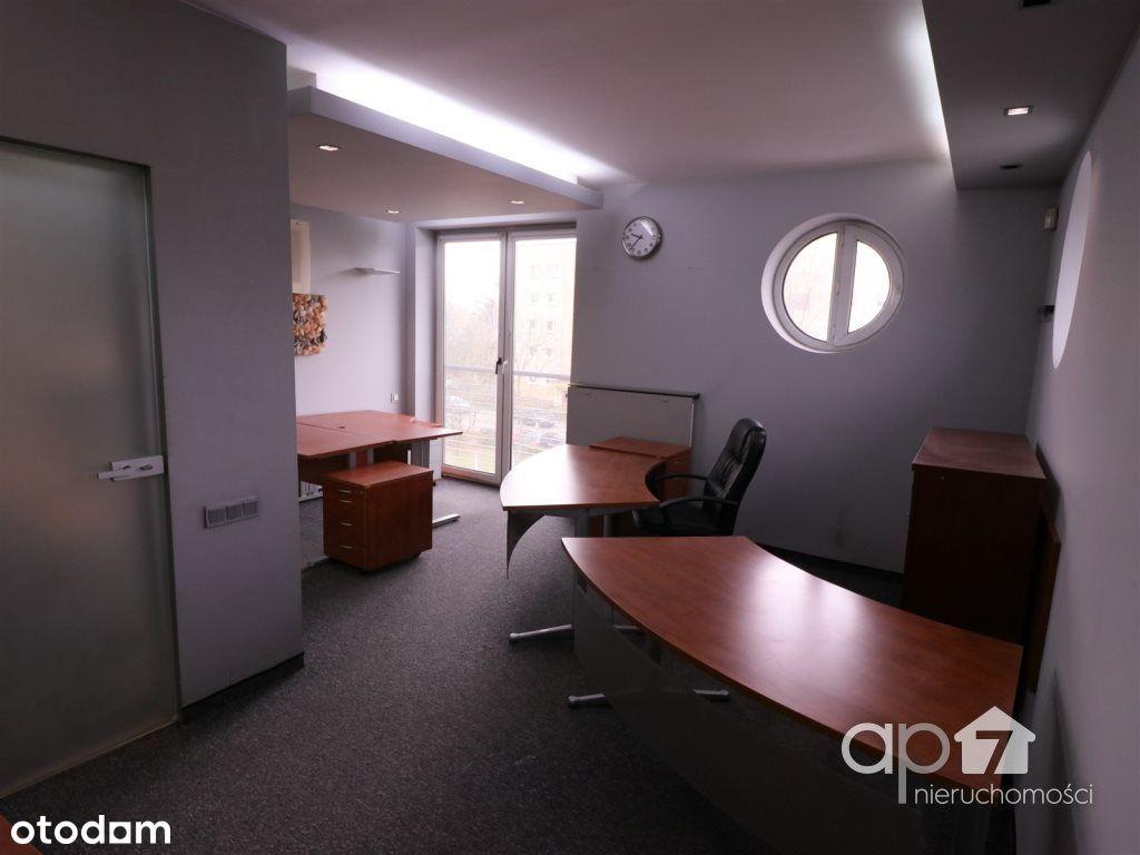 Lokal biurowo- usługowy wysoki standard