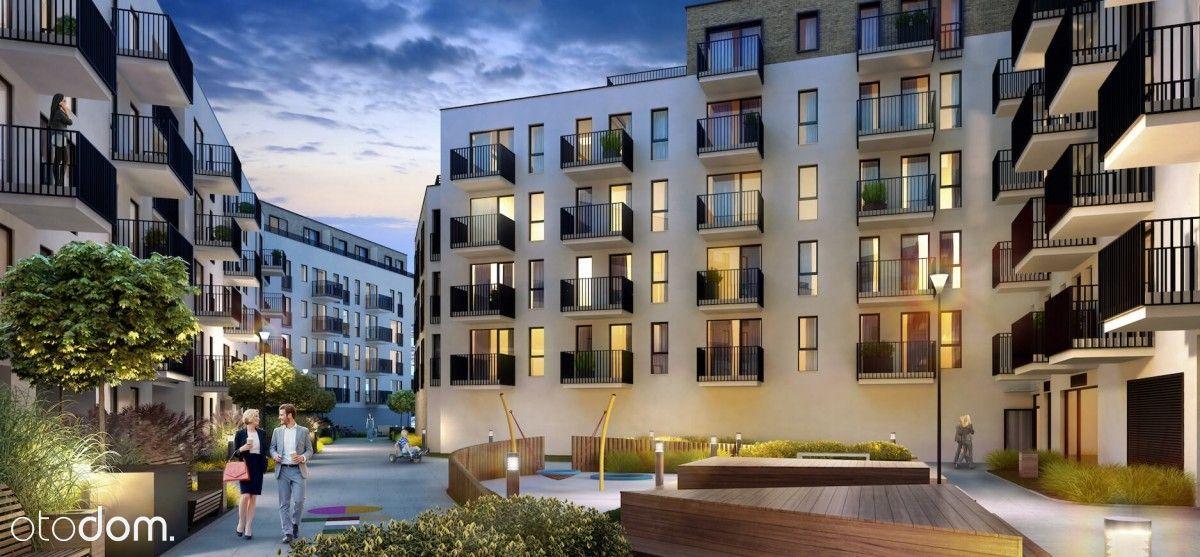Mieszkanie oddane, wysoki standard budynku