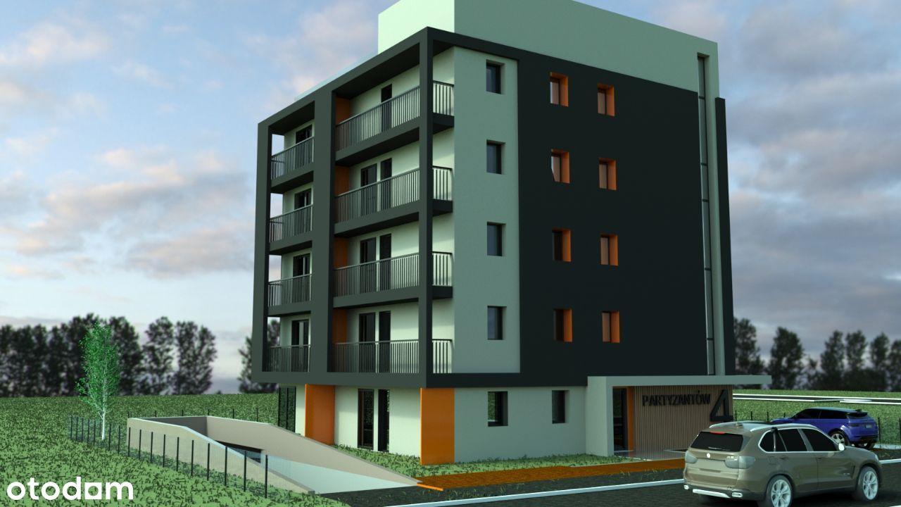 Dwupoziomowe Mieszkanie z ANTRESOLĄ Brzesko
