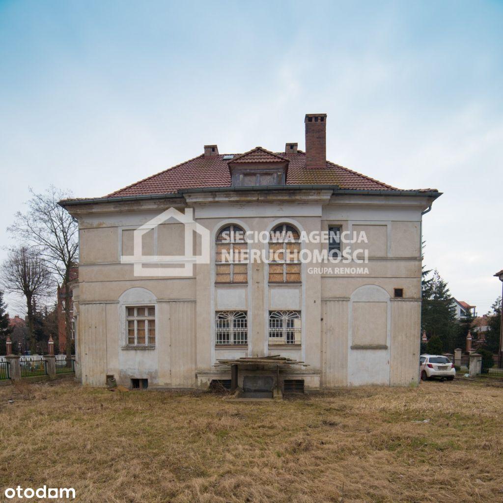 Rezydencja w centrum Malborka