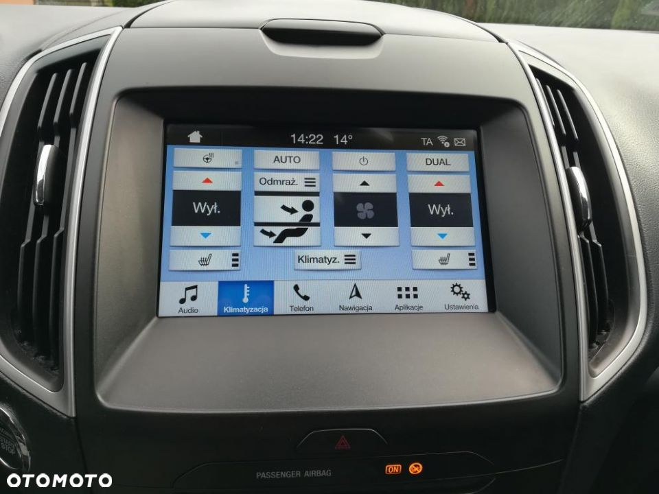 Ford S-Max 2018 Rok 180 KM AUTOMAT - 12