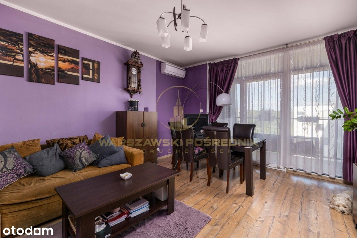 Przestronne 3 pokoje na nowoczesnym osiedlu