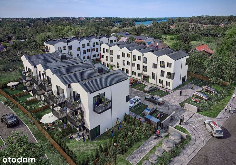 Nowy apartament w inwestycji LakeCity (E.07)