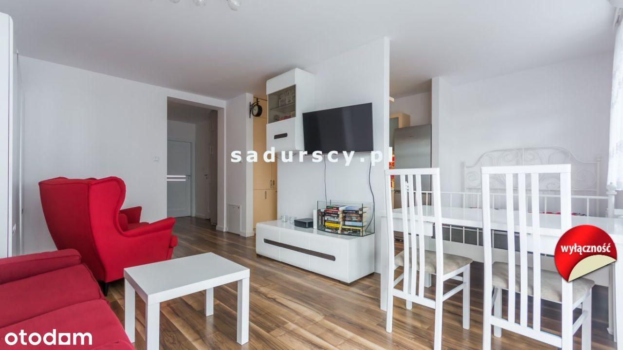 Mieszkanie, 49,04 m², Kraków