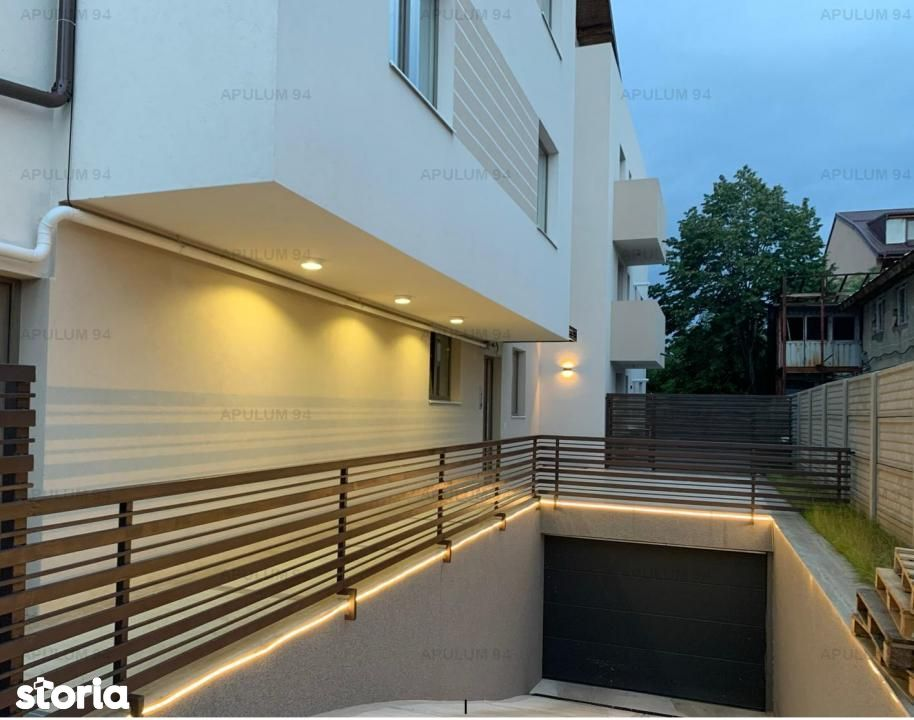 Apartament cu 2 camere | Parcare subterana inclusa | Bucures