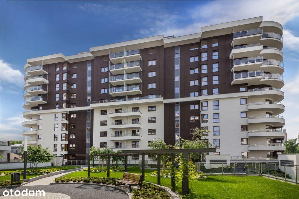 Apartament w inwestycji Grzegórzki Park A8/89