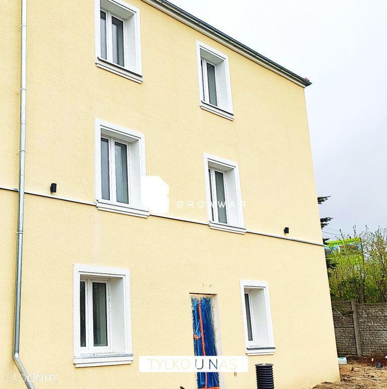Nowe mieszkanie 65 m² po podłodze, 35 m² użytkowej