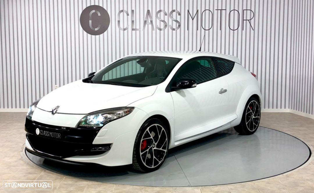 Renault Mégane Coupe 2.0 T 16V RS - 1
