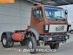 Mercedes-Benz 2038 AS 4X4 4X4 V8 Big-Axle Manual Hydraulik SteelSuspension - 3