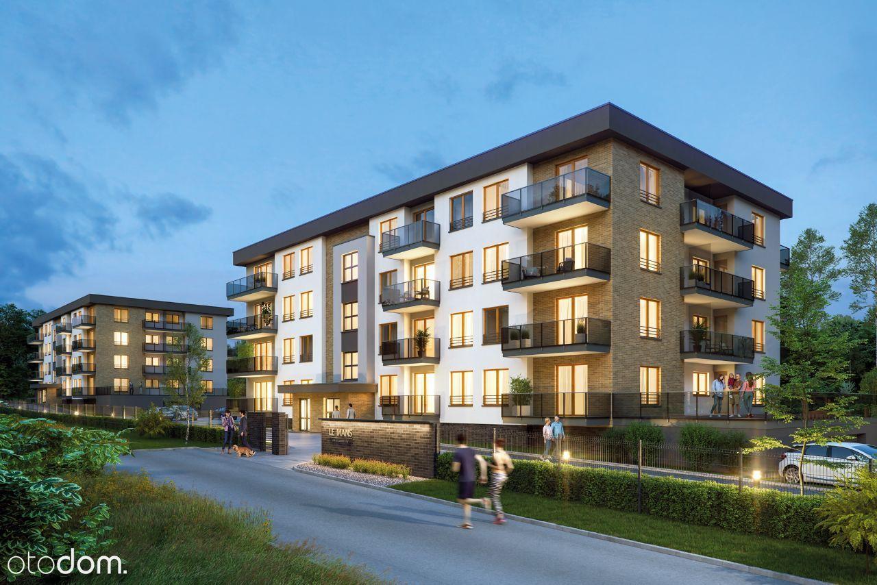 LE-Mans Nowoczesne Apartamenty na Wyczerpach