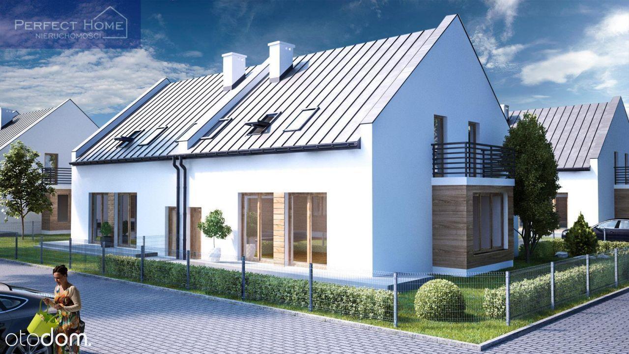 Dom, 135,62 m², Strumień