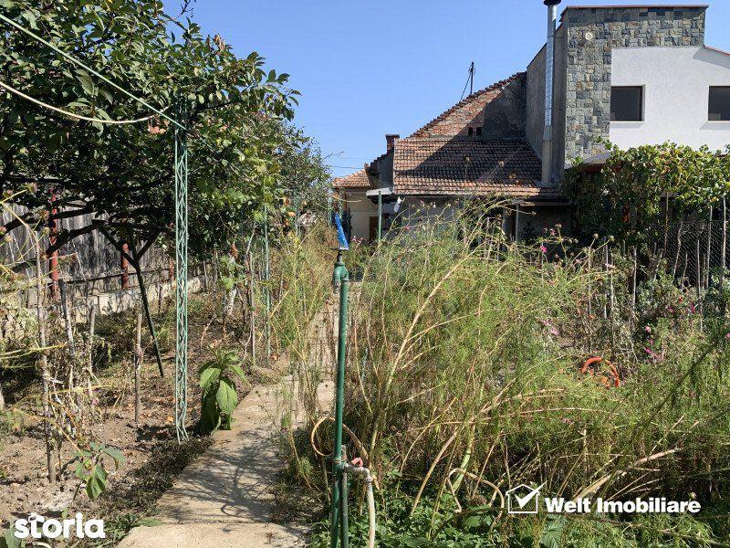 Vanzare teren, Gheorgheni, zona Iulius, 436 mp, cu casa demolabila