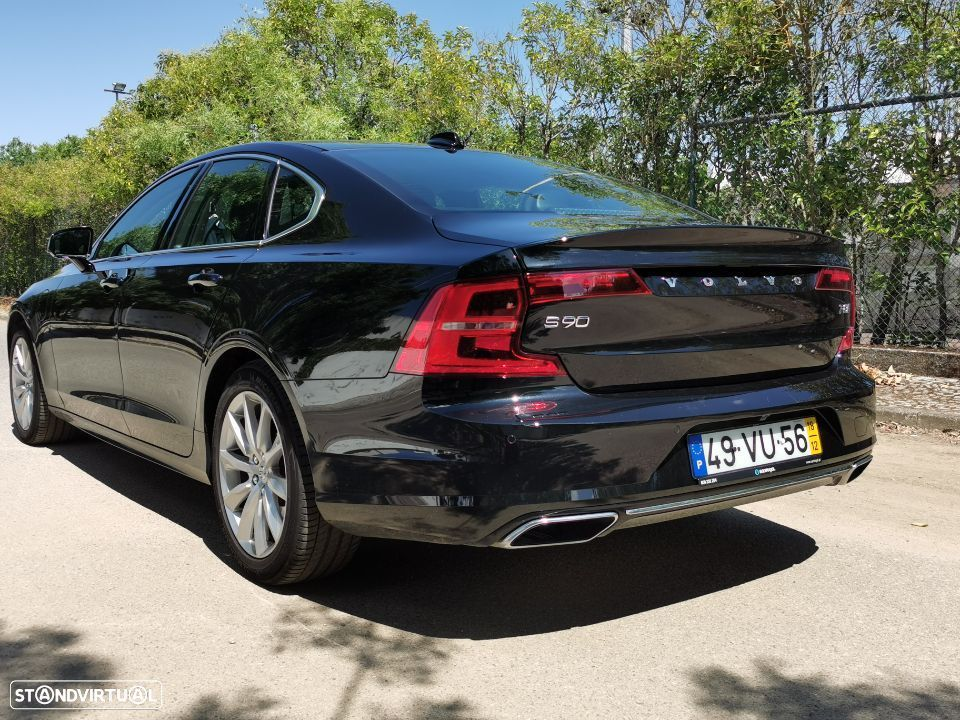 Volvo S90 2.0 T8 Momentum AWD Geartronic - 14