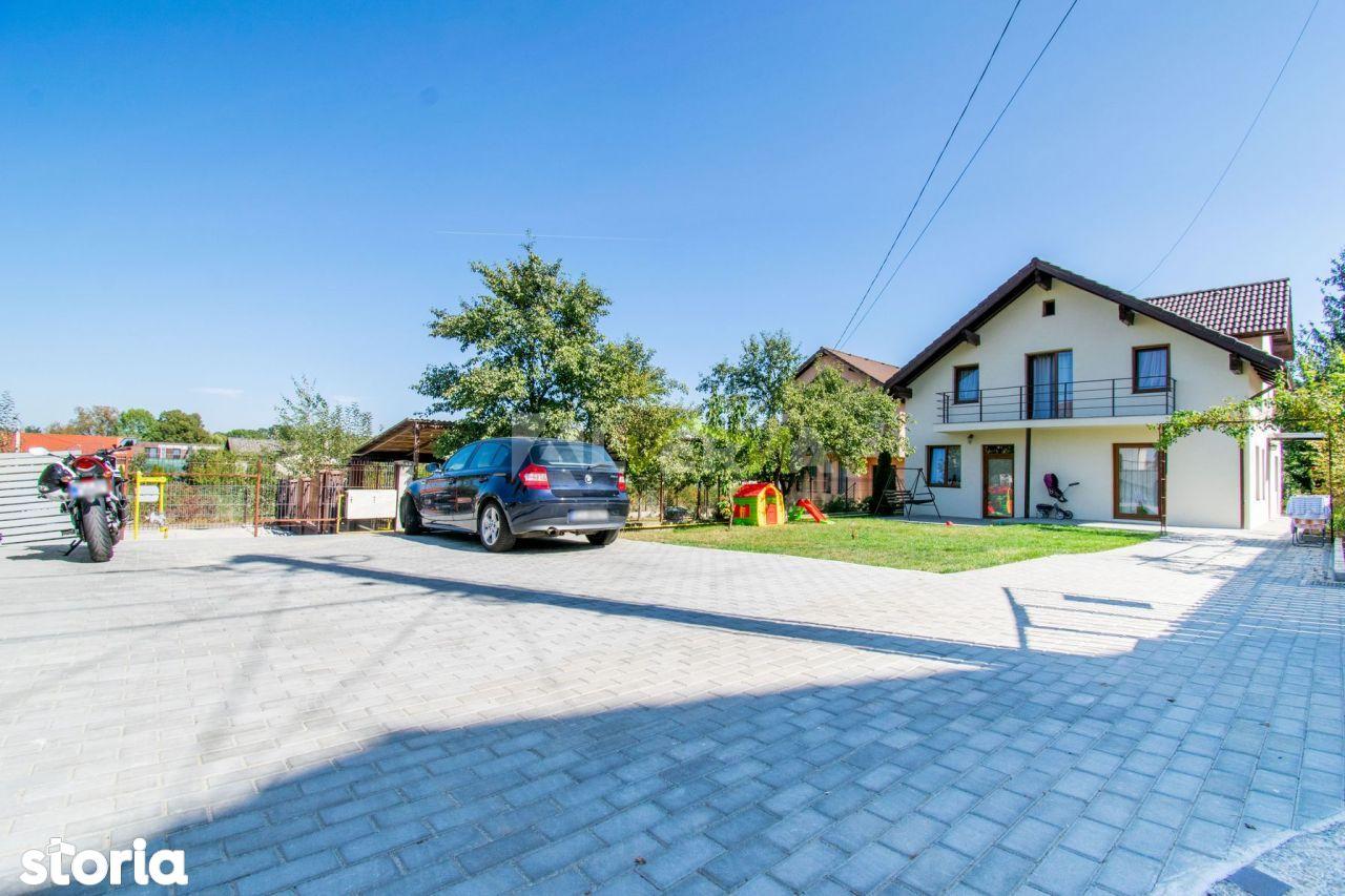 Casa individuala + apartament - 170mp - teren 580mp - zona Europa