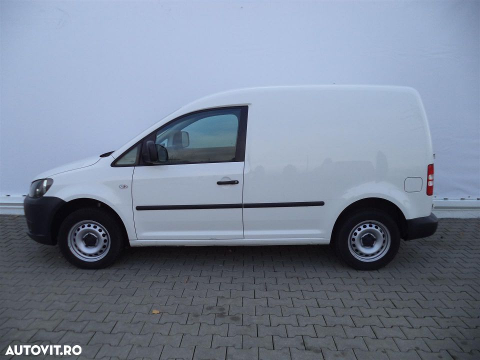 Volkswagen Caddy 1.6 - 2