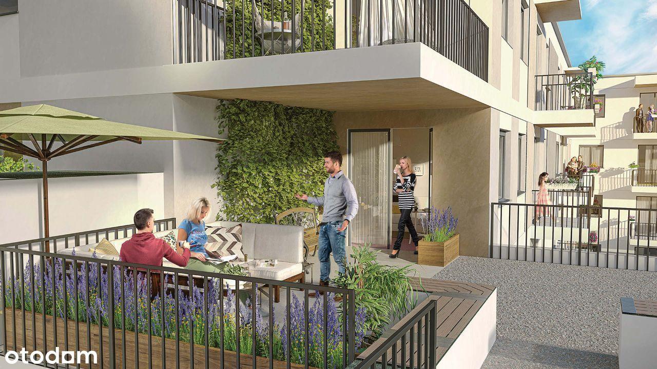 Mieszkanie 3-pok w Inwestycji Bliski Marcelin 0A9