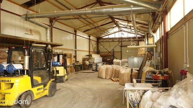 zakład produkcyjno-stolarski