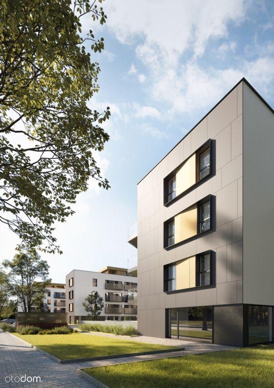Mieszkanie 55,52m2 + balkon - Liliowa AEDILIS
