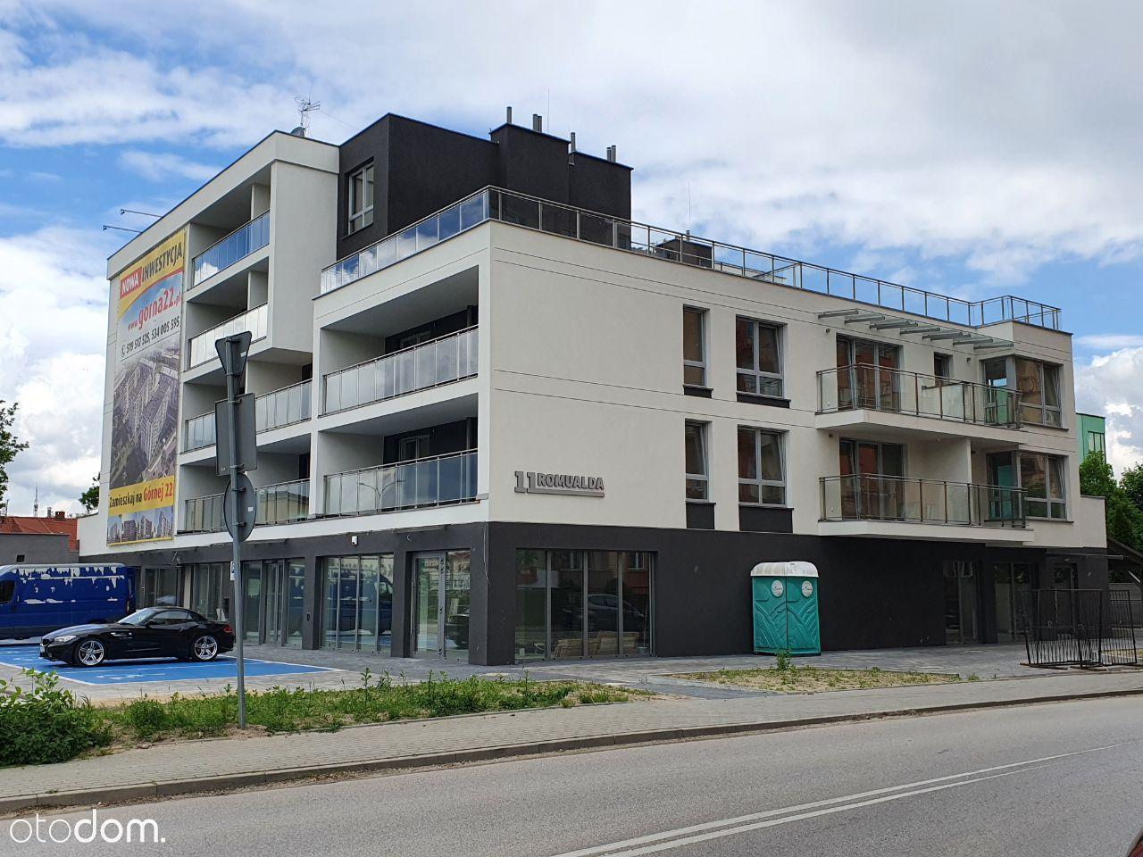 Kawalerka 30m² w apartamentowcu ul. Romualda 11