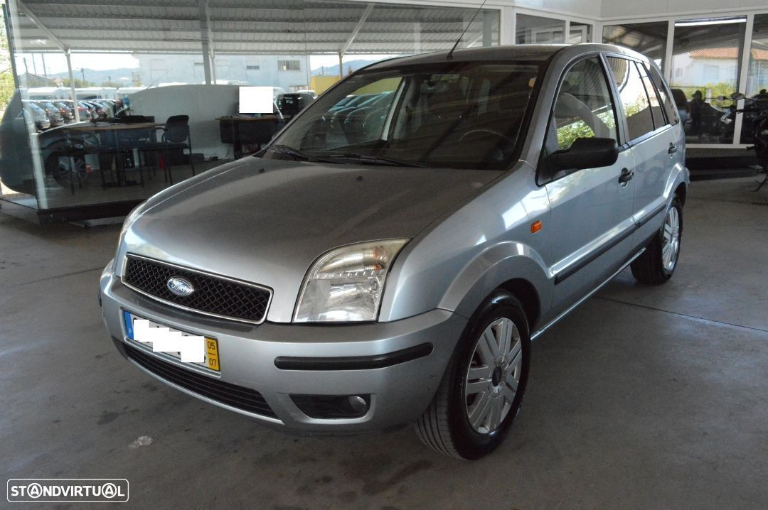 Ford Fusion 1.25 Trend - 1