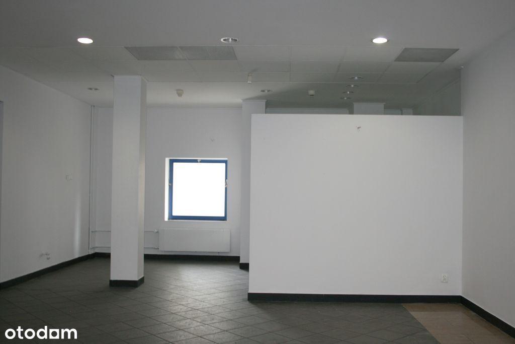 73 m2 w centrum, parter (bez prowizji)