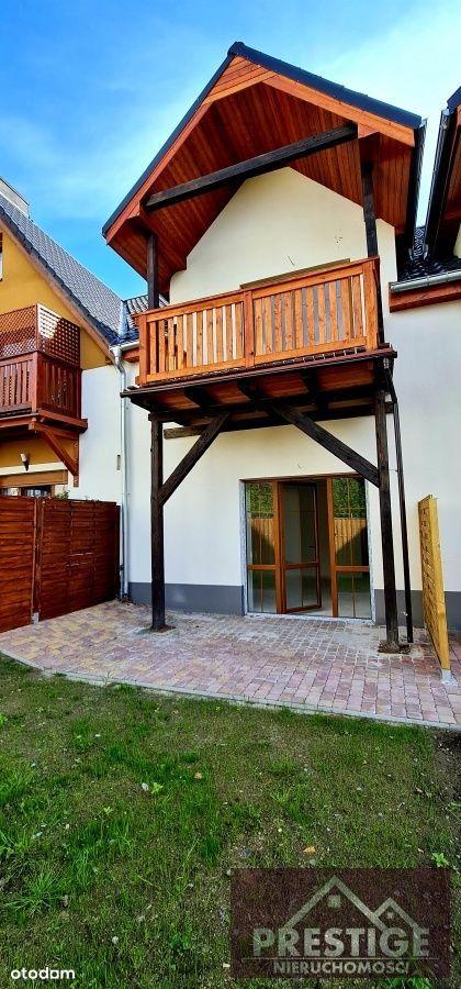 Nowe mieszkanie z ogródkiem.
