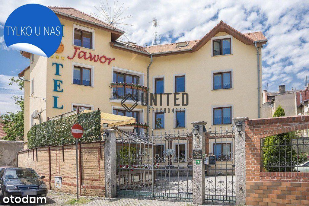 Jawor Piękny Hotel 3* z potencjałem inwestycyjnym