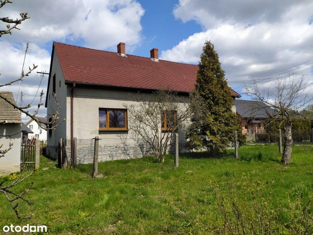 Dom do własnej aranżacji w Turzy Śląskiej