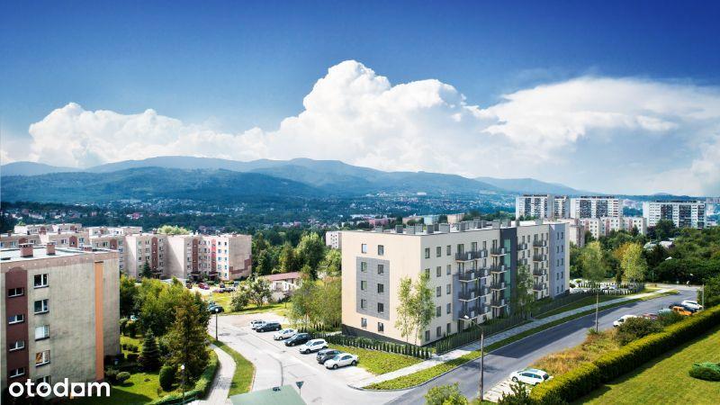 NOWA INWESTYCJA - mieszkanie 70,09 m2 z ogródkiem