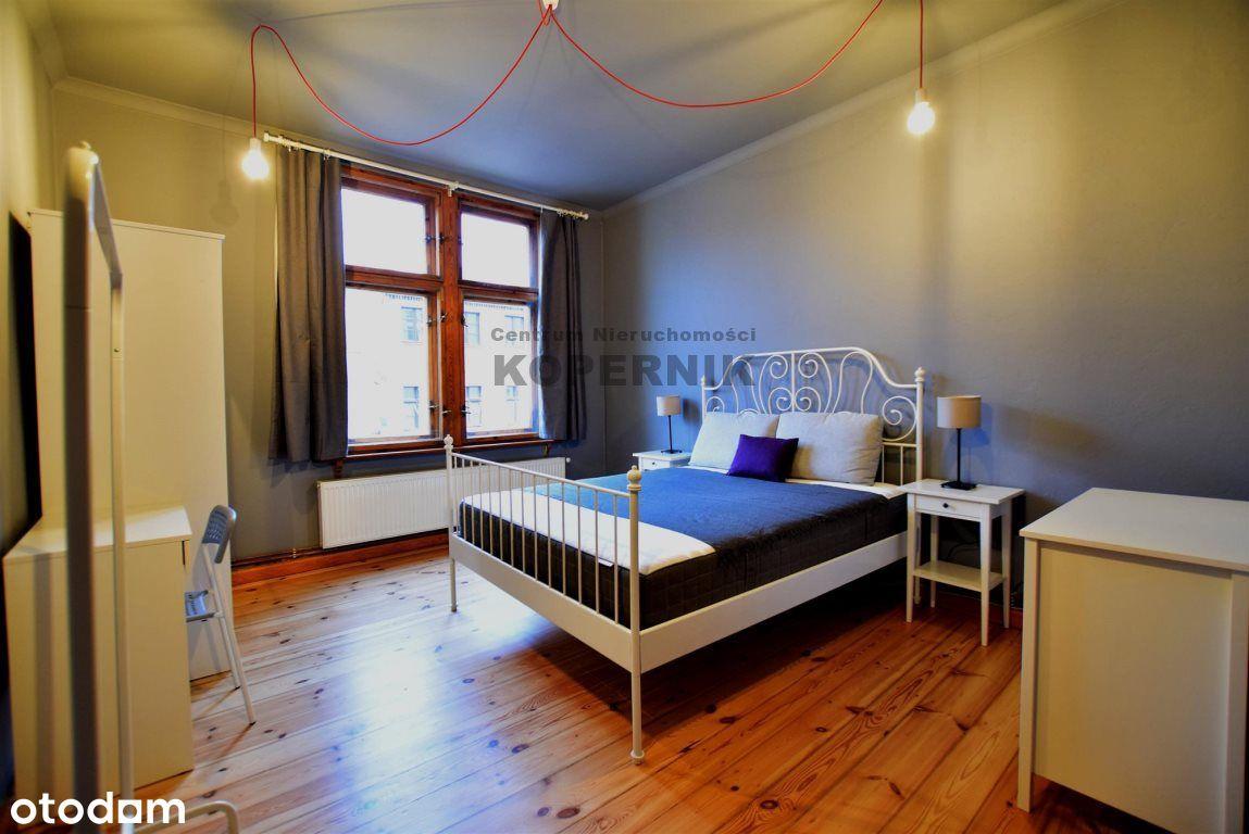 3 pokoje,garderoba,balkon,Starówka