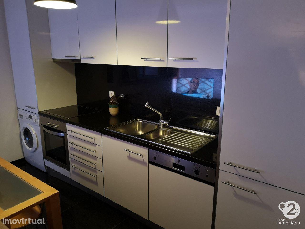 Apartamento T1 na Senhora da Hora (Junto ao Metro)