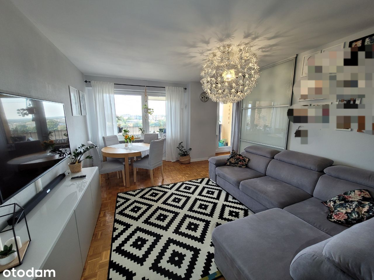 Mieszkanie, 60,66 m², Bełchatów