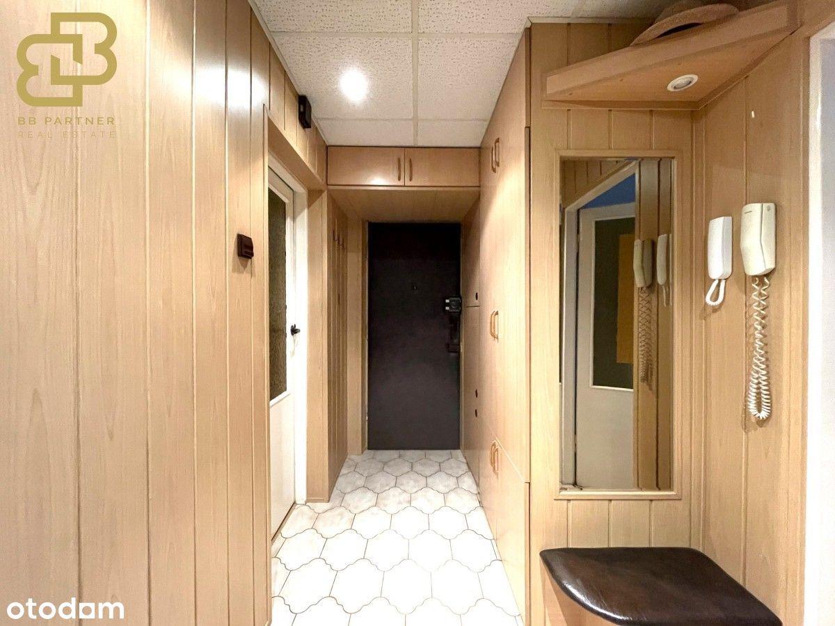 Bieńczyce 3 pokoje, osobna kuchnia plus balkon