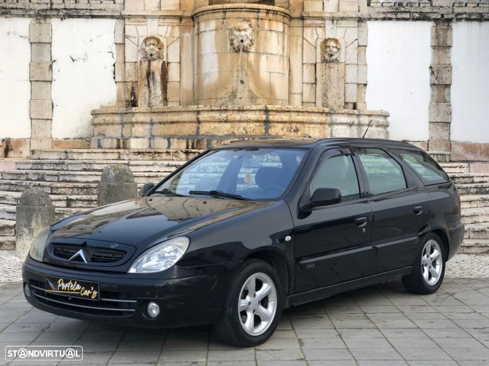 Citroën Xsara Break 1.4 HDi Premier 03 - 1